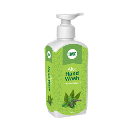 ALOE HAND WASH WITH NEEM AND TULSI